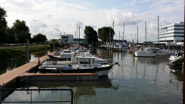 Tarieven ligplaatsen WSV De Nieuwe Waterweg
